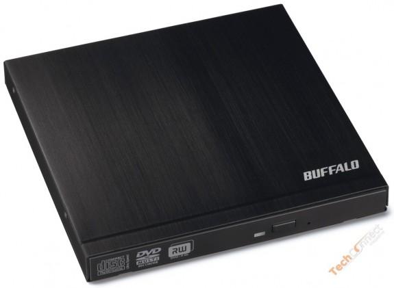 Buffalo DVSM-PSS58U2-BK