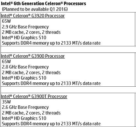 G3900, G3900T, G3920