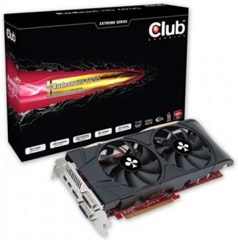 Видеокарта Club 3D Radeon HD 6950 1 ГБ