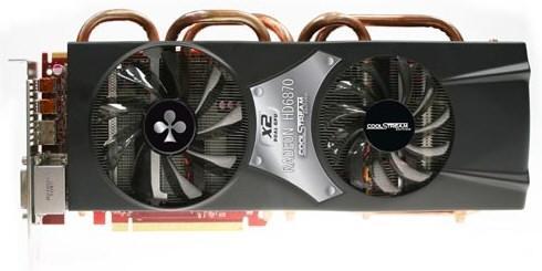 Club 3D Radeon HD 6870 X2