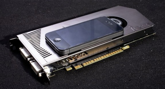 Видеокарта iGame450-1024M Buri-SLIM