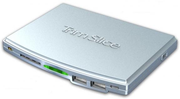Миникомпьютер CompuLab Trim Slice