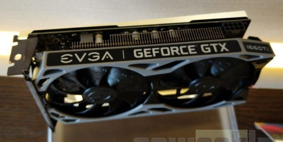 EVGA GeForce GTX 1660 Ti SC ULTRA