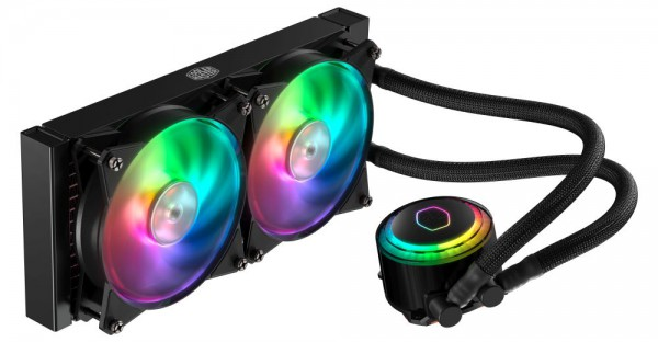 MasterLiquid ML240R RGB, MasterLiquid ML120R RGB, Cooler Master