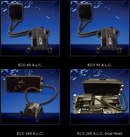 Обновленный модельный ряд CoolIT Systems ECO A.L.C.