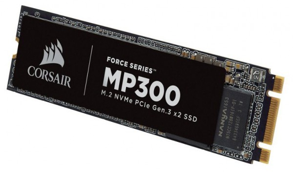 Corsair Force SSD MP300
