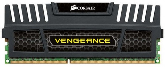 DDR3 память Corsair Vengeance