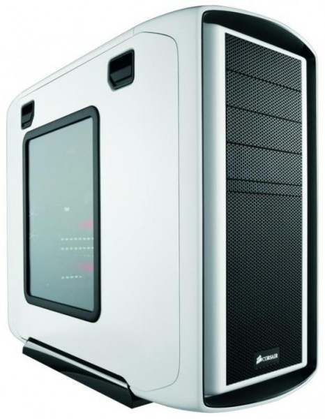 Корпус, Corsair, Special Edition, White, Graphite Series, 600T