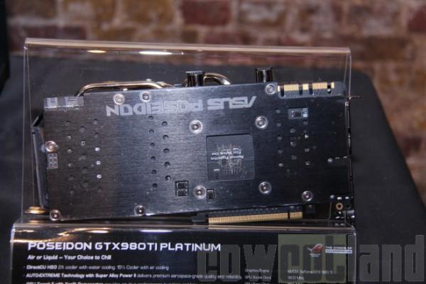 ASUS POSEIDON GTX 980 Ti Platinum