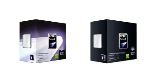 Шестиядерные процессоры AMD Phenom II X6 1055T и Phenom II X6 1090T Black Edition