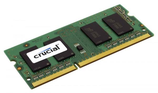Crucial DDR3-1333МГц 4 Гб (PC3-10600)