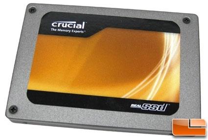 Lexar Media Crucial C300 64 Гб