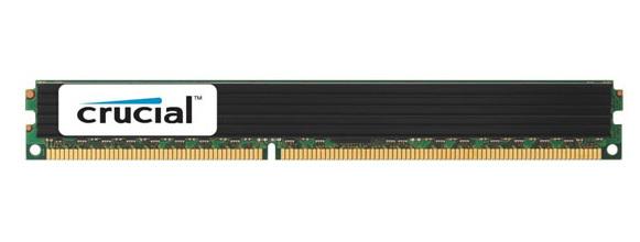 Серверная память Crucial RDIMM VLP DDR3-1066 (PC3-8500) CL9
