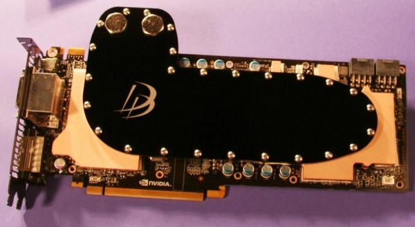 Водоблок Danger Den DD-GTX590