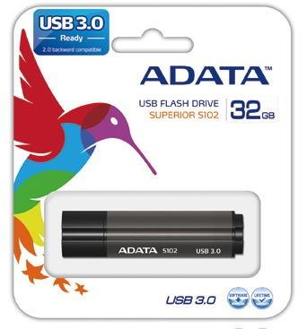 USB-флешка A-Data Superior S102