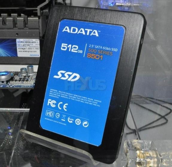 SSD-накопитель A-Data S501