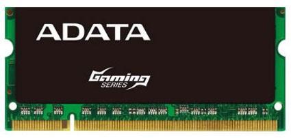 Оперативная память A-Data 4 ГБ XPG DDR3L 1600G SODIMM