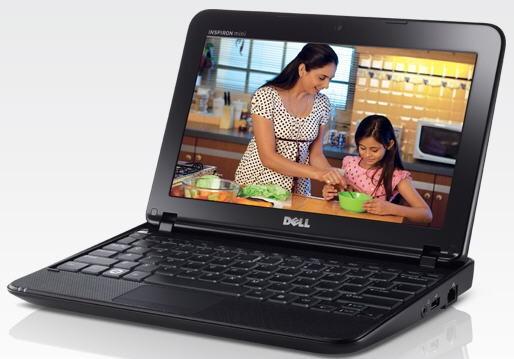 Нетбук Dell Inspiron Mini 1018