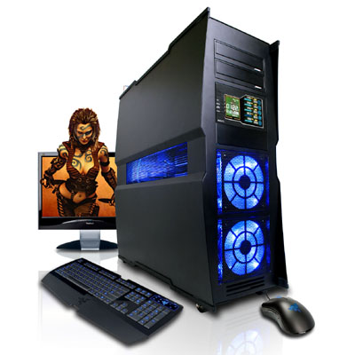 CyberPower Gamer Dragon CrossFire