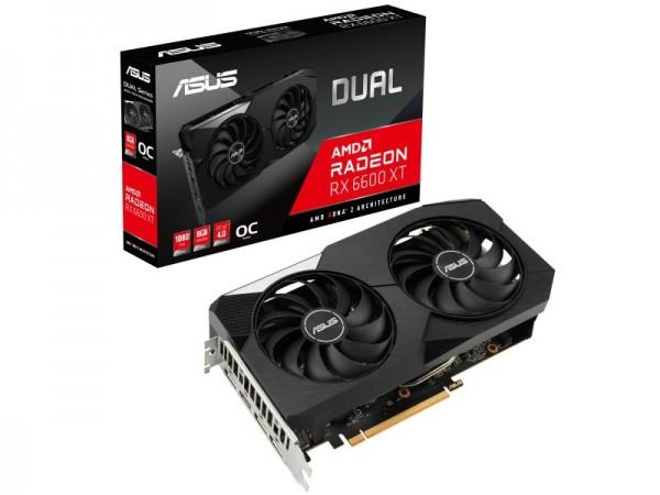 ASUS DUAL-RX6600XT-O8G