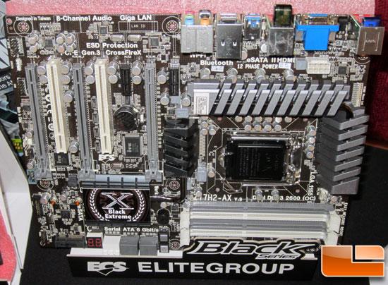 ECS Z77H2-AX