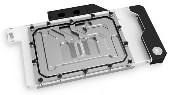 EK Water Blocks EK-Quantum Vector TUF RTX 3070 D-RGB – Nickel + Plexi