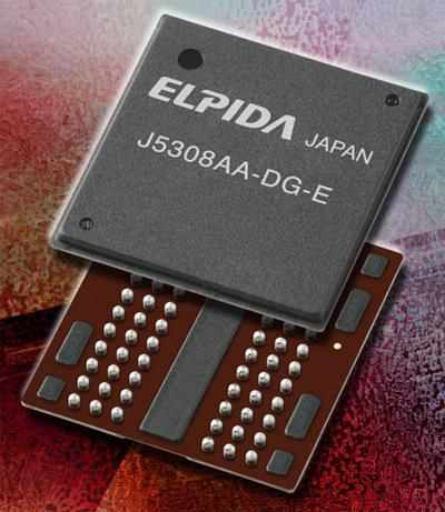 Elpida DDR3 SDRAM