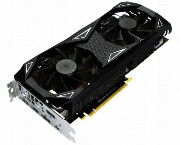 ELSA GeForce RTX 2080 Ti Erazor Gaming
