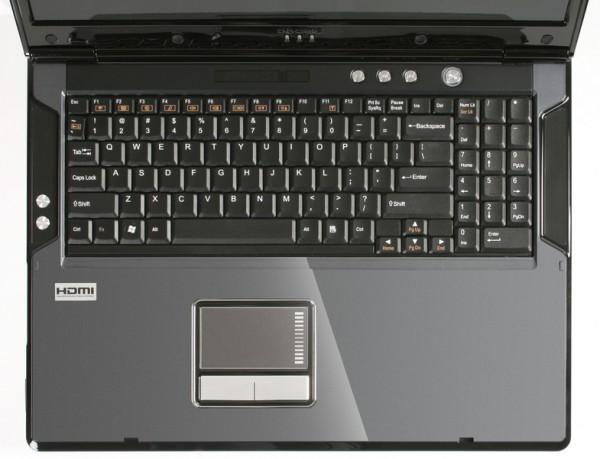 Eurocom D900F Panther Mobile Workstation