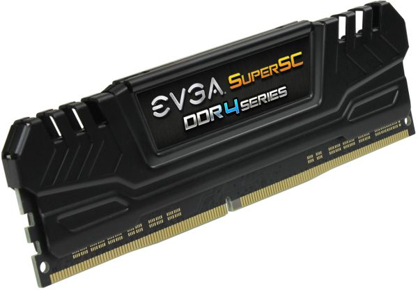 EVGA SuperClocked DDR4
