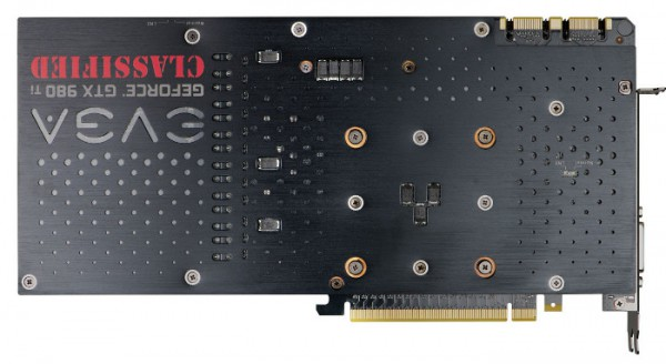 EVGA GeForce GTX 980 Ti Classified ACX 2.0+