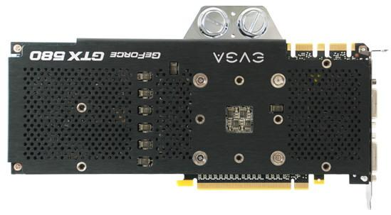 Видеокарта EVGA GeForce GTX 580 3 ГБ Hydro Copper 2