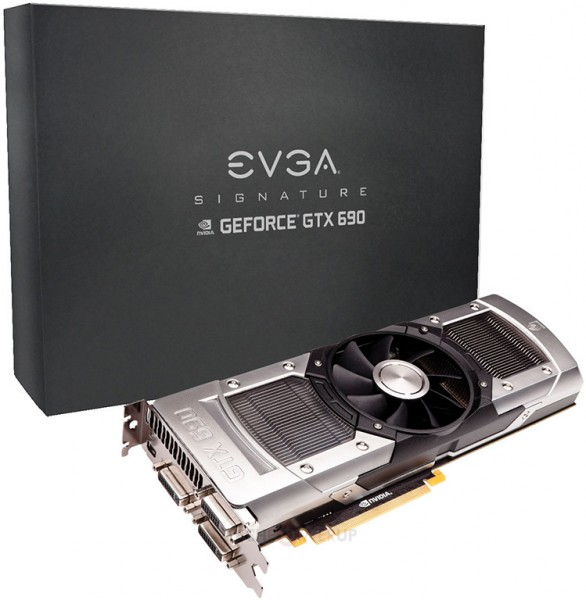 EVGA GeForce GTX 690 Signature Edition