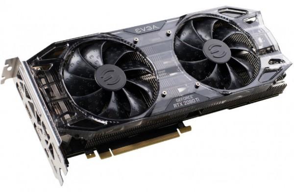EVGA GeForce RTX 2080 Ti Black Edition Gaming