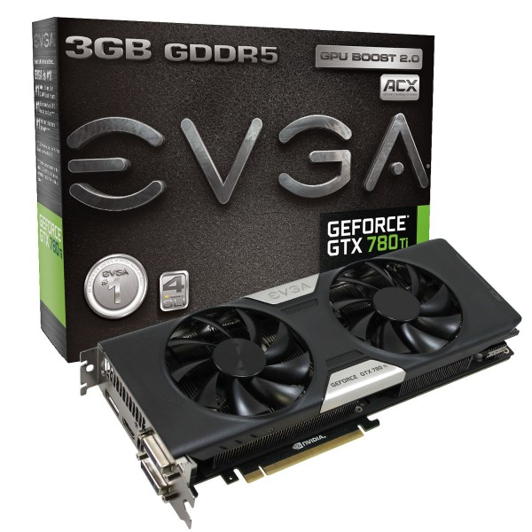 EVGA GeForce GTX 780 Ti w EVGA ACX Cooler