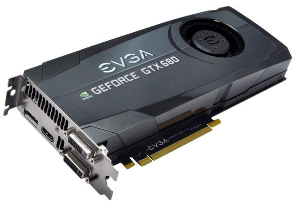 EVGA GeForce GTX 680 SuperClocked