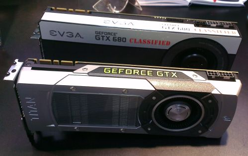 EVGA GeForce GTX Titan SuperClocked