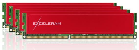 Exceleram Grand DDR3 32 Гб