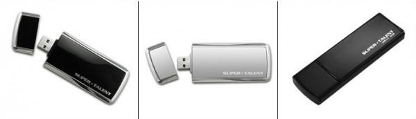 Флеш-брелок USB 3.0 от SuperTalent