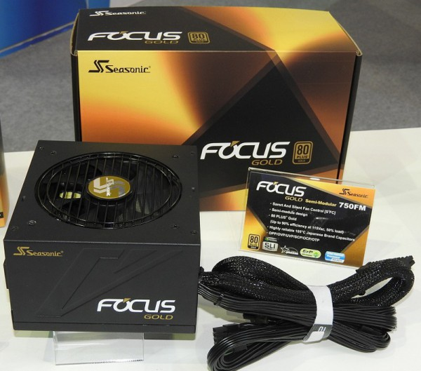 SeaSonic Focus