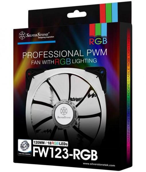SilverStone FW123-RGB