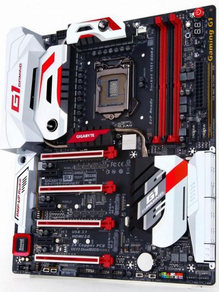 GA-Z170X Gaming G1