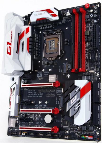 GA-Z170X Gaming 7