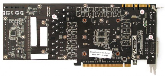 Видеокарта Gainward GeForce GTX 570 Phantom