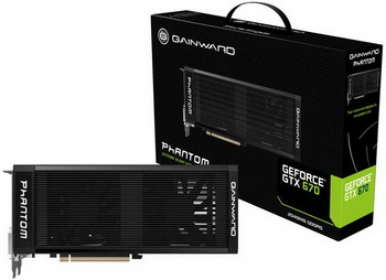 Gainward GeForce GTX 670 Phantom