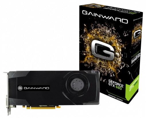 Gainward GeForce GTX 680