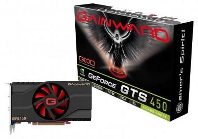 Видеокарта Gaiward GTS 450