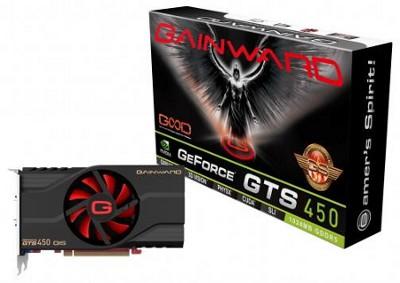 Видеокарта Gaiward GTS 450 GS