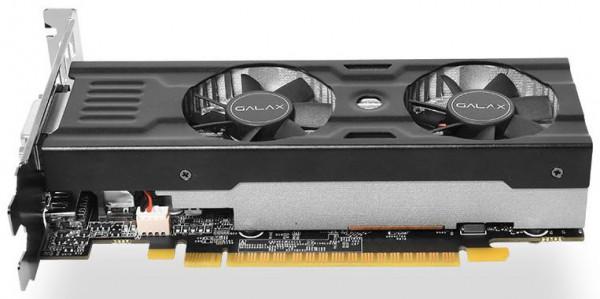 Galax GeForce GTX 1050 OC