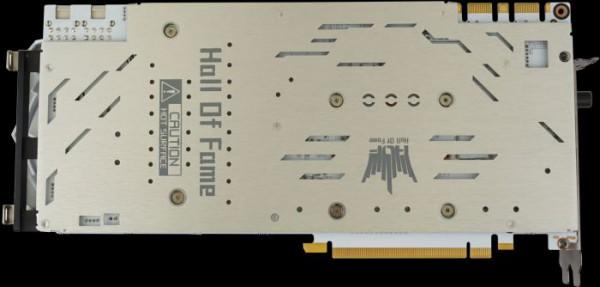 GALAX GeForce GTX 1080 Hall of Fame